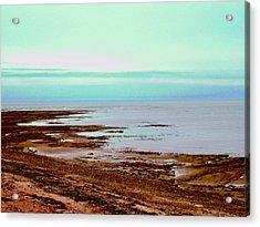 Prim Point Beach Acrylic Print