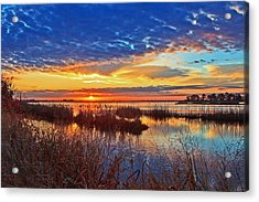 Colors And Reflections Acrylic Print