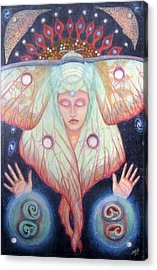 Primordial Cell Dream Acrylic Print