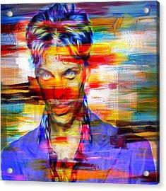 Prince & The Revolution. The Artist Acrylic Print
