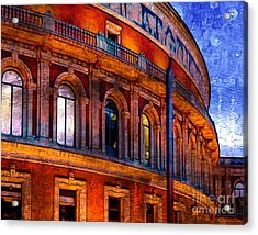 Royal Albert Hall, London Acrylic Print