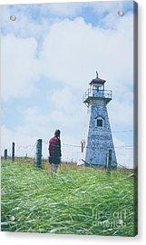 Prince Edward Island Memories Acrylic Print by Edward Fielding