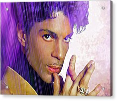 Prince For You Acrylic Print