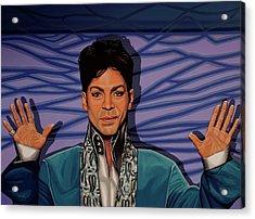 Prince 2 Acrylic Print
