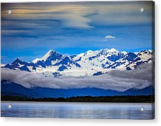 Prince William Sound, Alaska Acrylic Print by Rick Berk