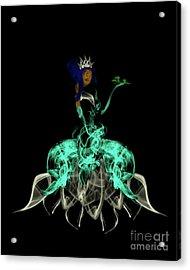 Princess And The Frog Acrylic Print