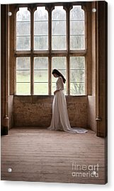 Princess In The Castle Acrylic Print