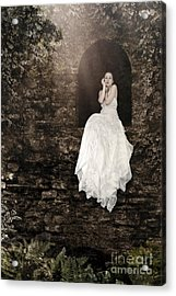 Princess In The Tower Acrylic Print