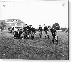 Princeton 1912 Football Team Acrylic Print