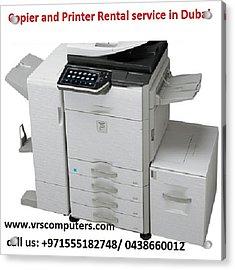 Printer Rent @ Low Cost Acrylic Print