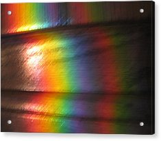 Acrylic Print featuring the photograph Prism by Lindie Racz