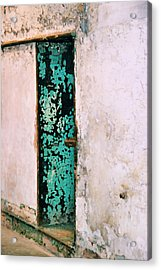Prison Cell Acrylic Print by JAMART Photography