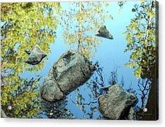 Prisoner Of The Lake Acrylic Print