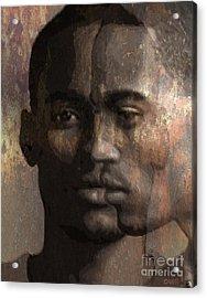 Profile In Bixby Acrylic Print