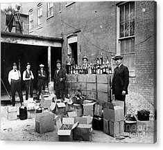 Prohibition, 1922 Acrylic Print