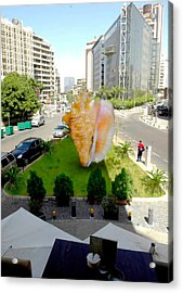 Project Lebanon Acrylic Print by Arlin Jules