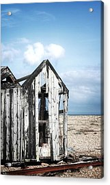 Projekt Desolate Safehouse Acrylic Print by Stuart Ellesmere