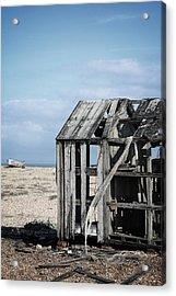 Projekt Desolate The Drive  Acrylic Print by Stuart Ellesmere
