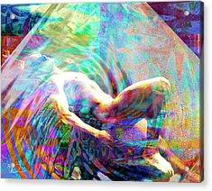 Prometheus Acrylic Print by David Derr
