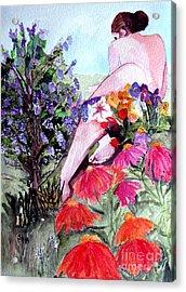 Proserpina Rising Acrylic Print