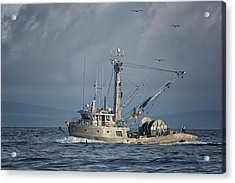Acrylic Print featuring the photograph Prosperity 2 by Randy Hall