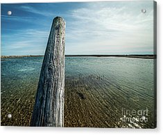 Provincetown Breakwater #2 Acrylic Print
