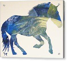 Przewalksi Acrylic Print
