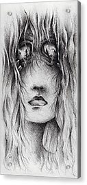 Psychotic Acrylic Print