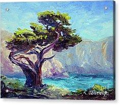 Pt. Lobos Beauty Acrylic Print