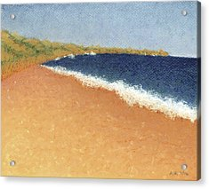 Pt. Reyes Beach Acrylic Print