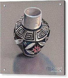 Pueblo Seed Jar Acrylic Print