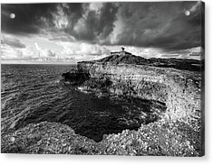 Acrylic Print featuring the photograph Puerto Ferro Light by Patrick Downey