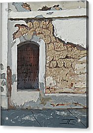 Puerto Rico Door Acrylic Print