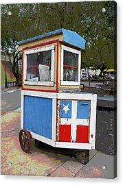 Puerto Rico - Lares  Acrylic Print