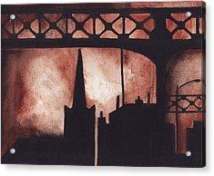 Pulaski View Acrylic Print