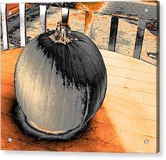 Pumpkin #2 Acrylic Print