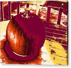 Pumpkin #5 Acrylic Print