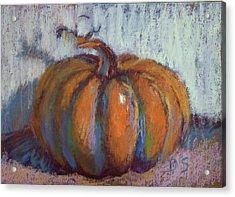 Pumpkin Plenty Acrylic Print