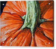 Pumpkin3 Acrylic Print