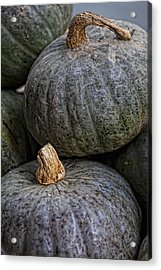 Pumpkins Of Another Color Acrylic Print by Robert Ullmann