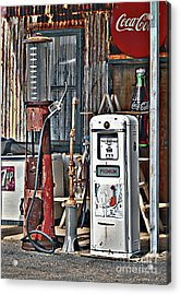 Acrylic Print featuring the photograph Pumps by Lee Craig