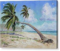 Punta Cana - Sea Beach 13 Acrylic Print