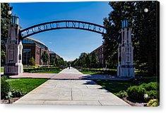 Purdue University Acrylic Print