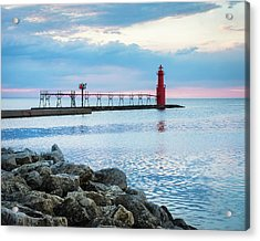 Acrylic Print featuring the photograph Pure Algoma by Bill Pevlor