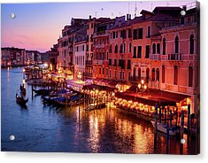 Pure Romance, Pure Venice Acrylic Print