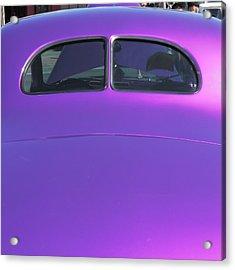 Purple Forty Acrylic Print