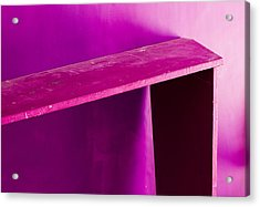 Acrylic Print featuring the photograph Purple Passion by Prakash Ghai