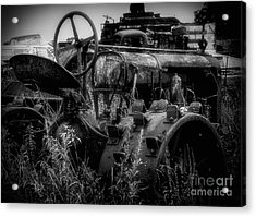 Put Out To Pasture  Acrylic Print by JRP Photography