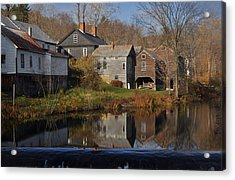 The Wikipedia Photo Of Putney Vt Acrylic Print