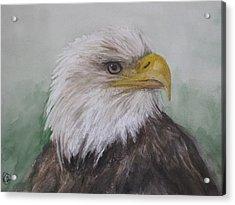Pyrague Eagle Acrylic Print